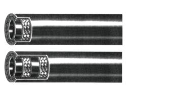 SAE 100 RA/EN 853 ST钢丝编织橡胶软管