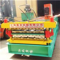 上海奥发厂家供应滚压不锈钢双层成型设备