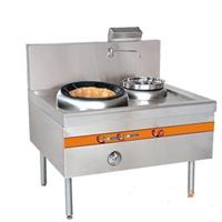商用燃气炒炉厂家  连锁餐饮厨房设备