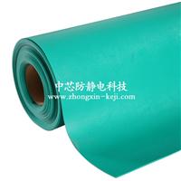 厂家直销 长效型抗静电卷材地板 绿色 大象纹路卷材地垫 广东