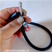 现货TRVV26X0.5 EKM71100拖链电缆8X0.3HTRVV4X0.5