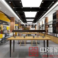 供应徐州手机展示柜台设计制作