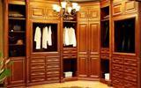 松木衣柜和实木衣柜哪个好 木制衣柜选购指南-衣柜