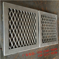 山东铝拉伸网板_铝板网天花生产厂家