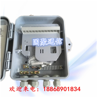 24芯光纤分光箱-用途、特点以及操作