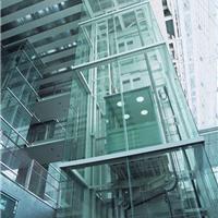惠东观光电梯玻璃安装 栏杆电梯玻璃更换