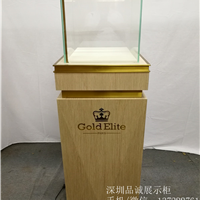 高端皇室时尚手机展示柜 展柜厂家支持定制