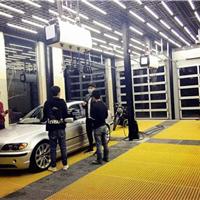 麻城洗车店玻璃钢地格栅设计