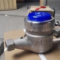 DN20不锈钢水表