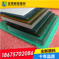 深圳雨棚耐力板_广东PC耐力板厂家直销