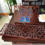安徽黄山木纹复古窗花 中式仿古门窗 铝合金窗厂家直销批发