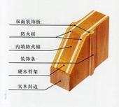 南宁消防防火门 钢质木质防火门定制