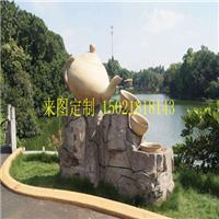 定制园林景观雕塑上海塑景制作