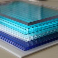 阳光板价格 双层阳光板 透明阳光板 pc板材