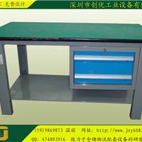 复合板钳工桌、钳工装配桌、防静电工作台