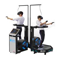 9Dvr虚拟现实跑步机