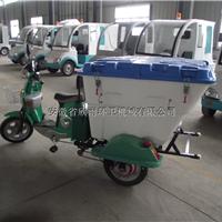 供应BJ500吊桶保洁车 三轮快速吊桶保洁车