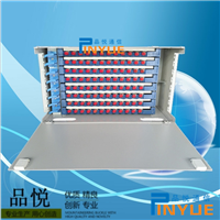 96芯光纤配线单元又称96芯ODF单元箱