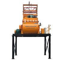 札达县JS750混凝土搅拌机技术先进