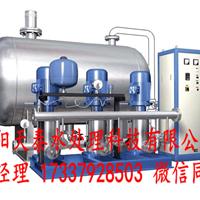 无负压供水设备郑州箱式无负压供水设备