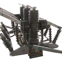 10KV双隔离户外高压真空断路器