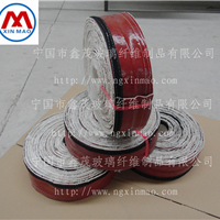 供应硅橡胶搭扣式电缆护套内径15mm