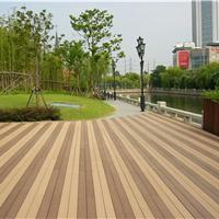 游步道 观景平台 保用15年 木塑地板