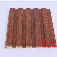聊城生态木长城板150小长城包覆价格