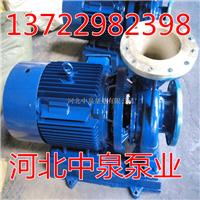 ISW管道泵 直连增压泵