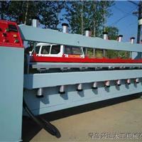 厂家供应防火板热弯曲机兴达2600型