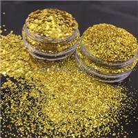 金葱粉真石漆广东金片硅藻泥年画对联