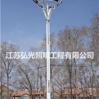 江苏弘光照明生产15米250W中杆灯户外灯