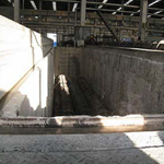 混凝土水泥电杆蒸汽自动养护系统
