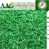 尼龙材料假草皮地毯,人造塑料草坪