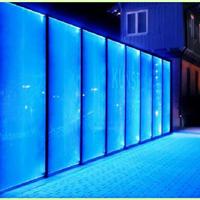 智能通电调光玻璃  智能电控调光玻璃价格