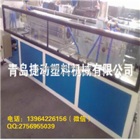 pvc桥梁波纹管设备青岛捷动塑机