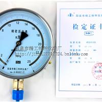 精工特种仪表精密压力表YB150 0.250.4级