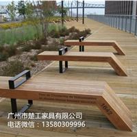 庭院景观坐凳 园林工程休闲座凳 户外长椅