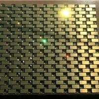安阳明欣铝塑马赛克厂生产1*2铝塑马赛克