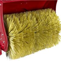扫路刷辊 螺旋扫路滚刷扫雪刷 扫雪滚刷