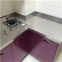 深圳全不锈钢304整体厨房非标尺寸定制
