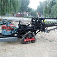 双链条开沟机 单链开沟机 水管链条式开沟机 农作物种植开沟机