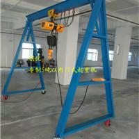 三角支撑架结构龙门吊|电动龙门吊|门式吊车