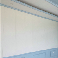 生态环保 快装墙板 集成墙板