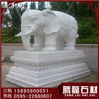 2017石雕大象价格  1.2米石雕大象价格