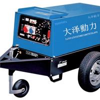 双把带拖车400a柴油发电焊机/电焊机厂家