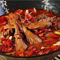 干锅鸭头正宗的最好吃 秘密原来都在这里