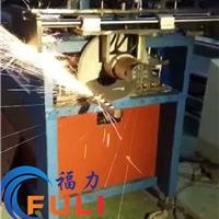 福钢锌钢护栏自动冲孔机  管材自动冲孔机