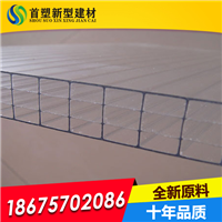 厂家直销农业温室大棚专用抗紫外线PC阳光板