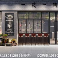 一花一物coffee-成都专业漫咖啡厅设计公司